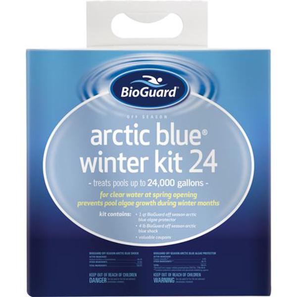 Bioguard Arctic Blue Winter Closing Kit 24k Caribbean